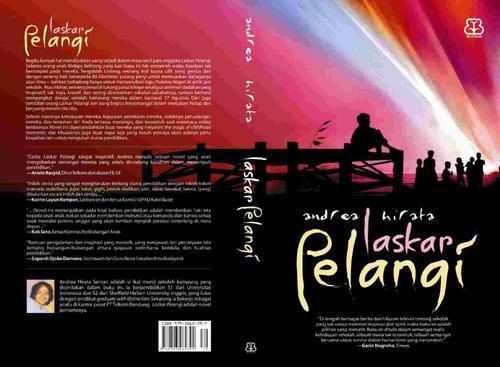 Novel Laskar Pelangi, Andrea Hirata